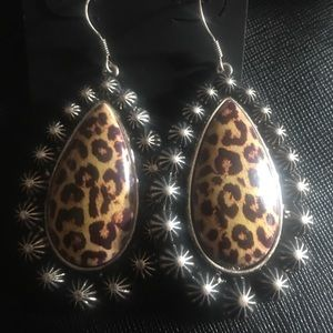 Jewelry - Leopard earrings